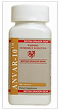 Anavar Steroids Side Effects