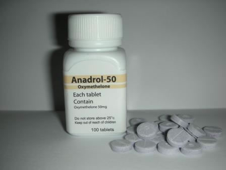 sustanon and anadrol