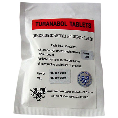 turinabol tablets dosage