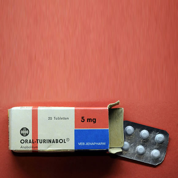 dosage for oral turinabol